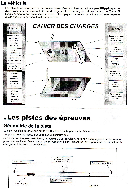 Etape 2 gandalou - Cahier des charges definition ...
