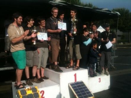 1er prix: ch'ti team 2!!