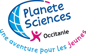 Logo Planète Sciences Occitanie