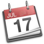Ajouter tous les futurs évènements à votre calendrier
