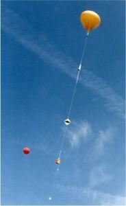Ballon en vol