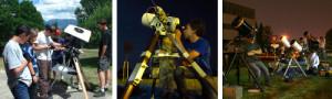 Début de la saison des soirées d'astronomie le 25 juin à Empalot