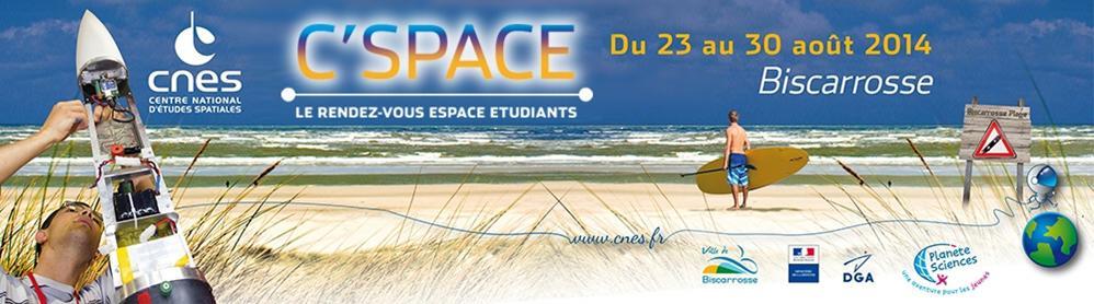 C'SPACE 2014