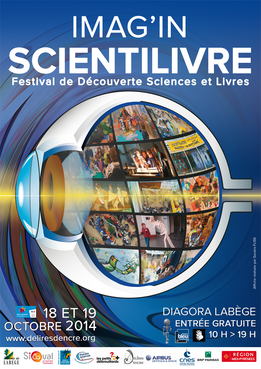 Scientilivre - 18 et 19 Octobre 2014