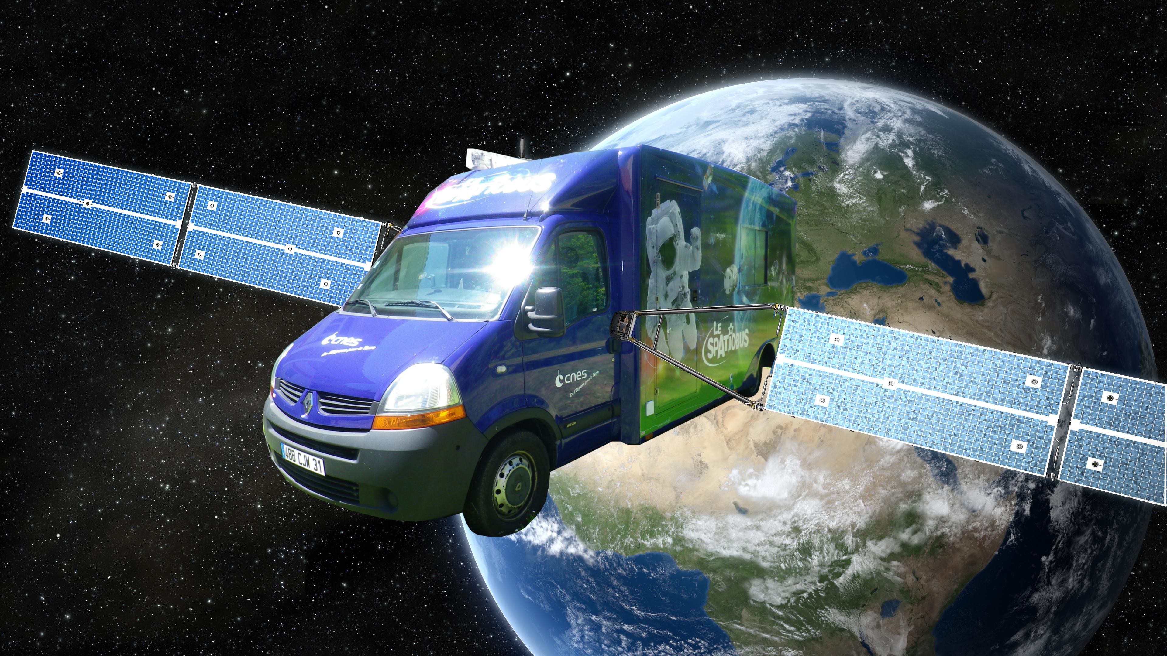 spatiobus satellite 2015