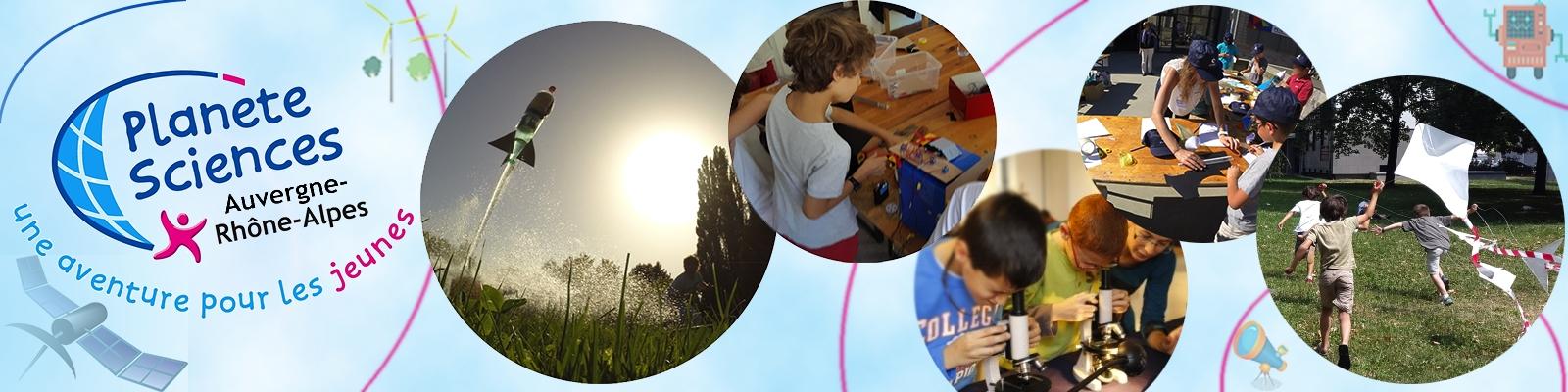 Planète Sciences Auvergne-Rhône-Alpes