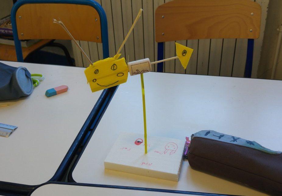 Atelier parent-enfant Girouette et anémomètre (le vent)