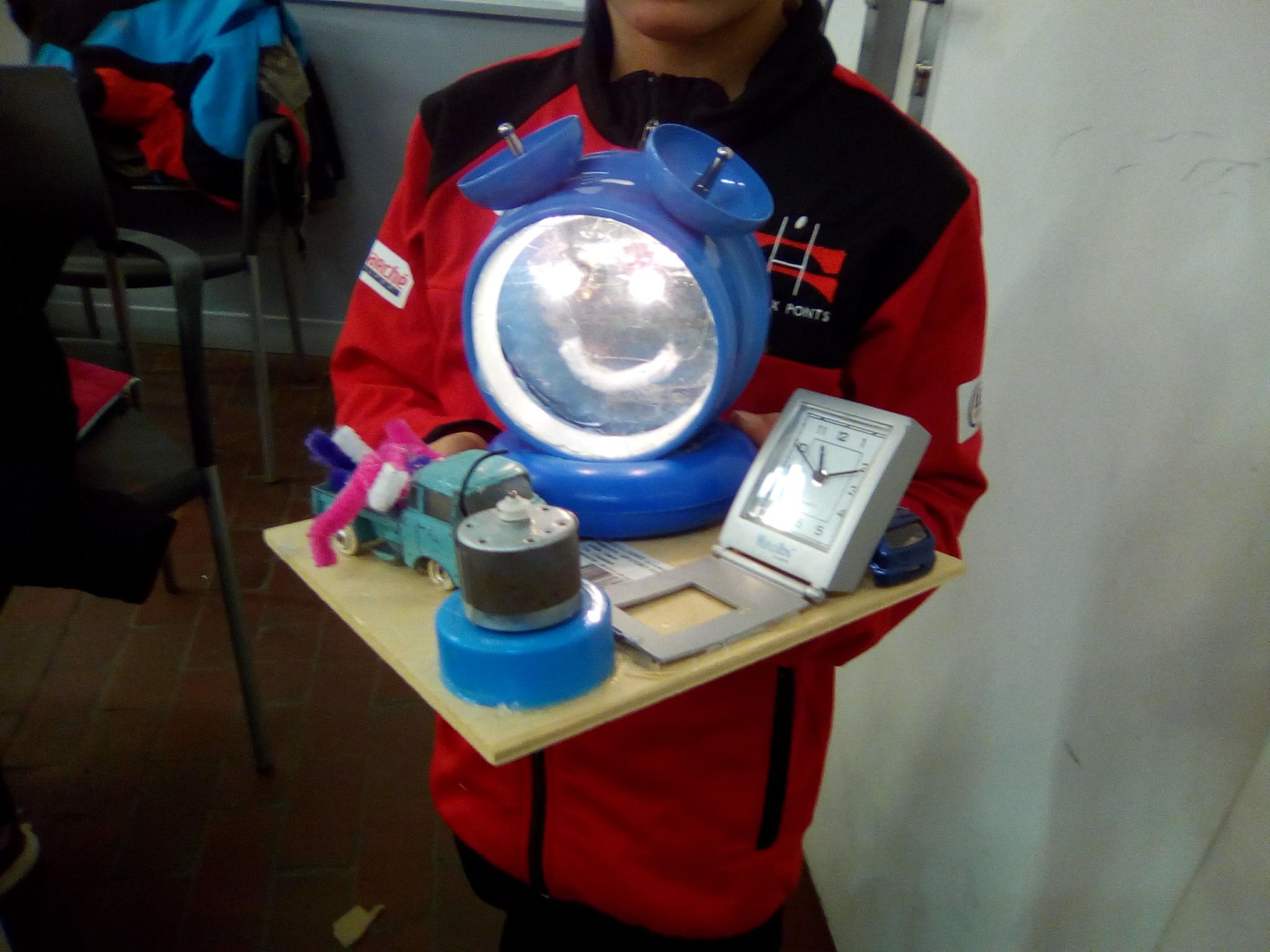 Atelier Décors électriques
