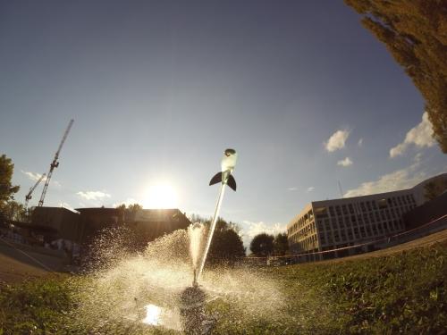 Atelier Fusées à eau
