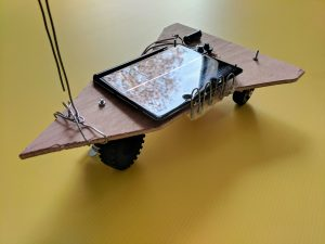 Exemple de véhicule solaire