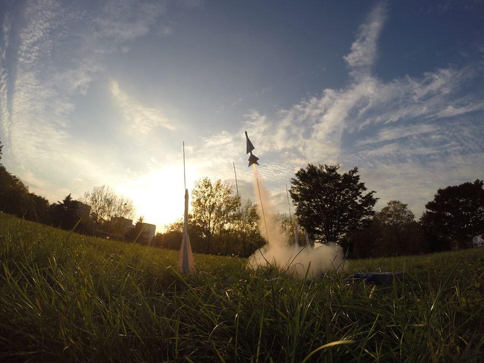 Stage 2 jours Fusées à poudre (micro-fusées)