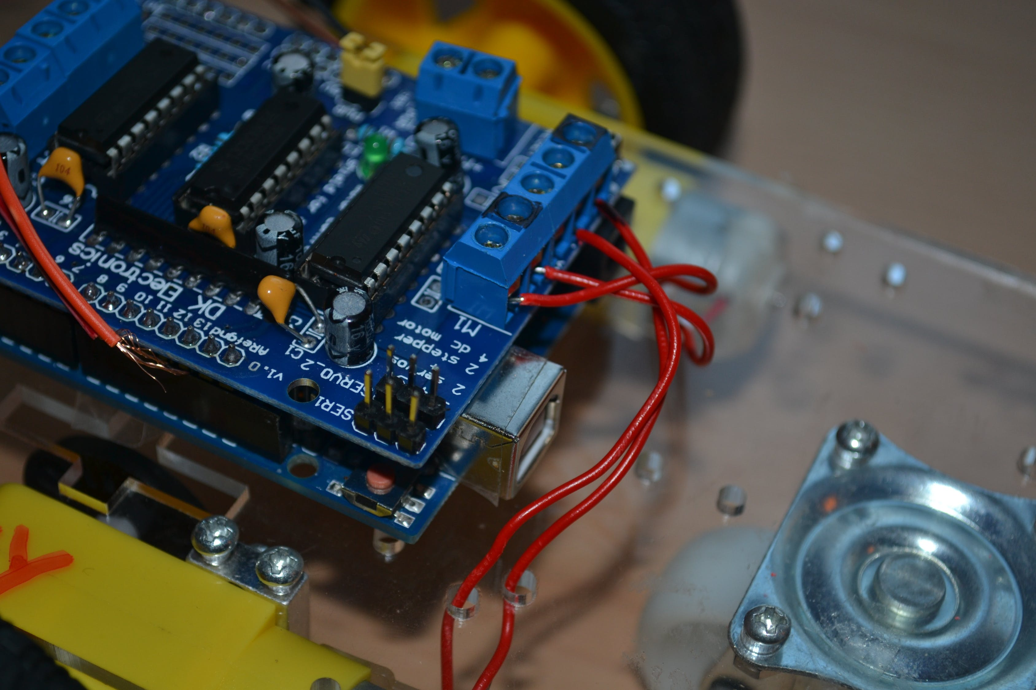 Stage 2 jours Arduino niveau 2