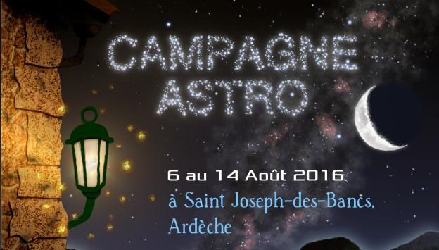 campagne astro