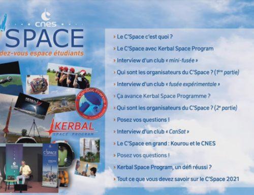 Le C'Space en direct live