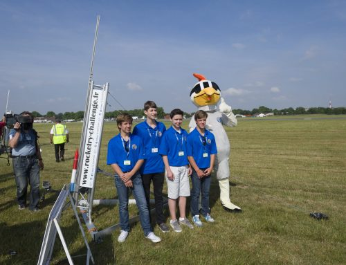 Finale nationale du Rocketry Challenge
