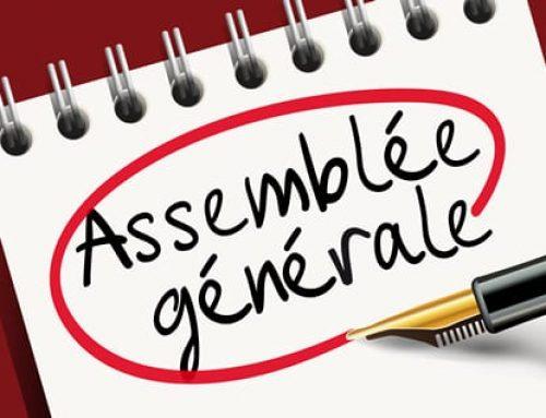 Assemblée Générale les 12 et 13 juin 2021 à Paris