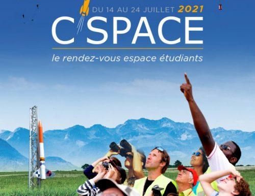 C'Space du 14 au 24 juillet