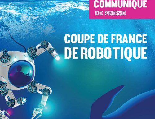 Coupe de France de Robotique du 8 au 10 juillet à la Roche-sur-Yon