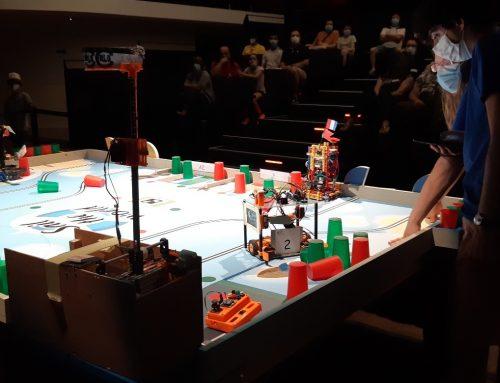 Finale régionale Ile-de-France des Trophées de Robotique