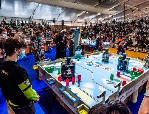 Finales de la Coupe de France et Coupe de France junior de robotique